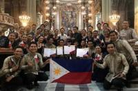 Kammerchor Manila bags grand prizes at Italy and Spain