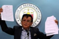 De Lima rejects Rep. Haresco plea for reinvestigation of fake SARO case