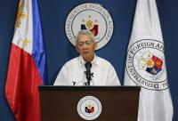 Yasay: No 'green light' by Duterte on Veloso execution