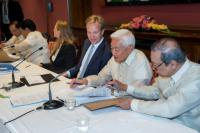 Gov't, NDFP forge agreement on draft of social, economic reforms
