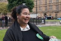 Carmen Legarda is 1st Filipina UK MP candidate