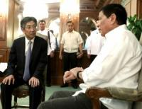 Duterte thanks Japan for continued support for PHL