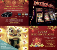 PECHANGA RESORT & CASINO CELEBRATES THE AUSPICIOUS YEAR OF 2018 WITH CAR AND EASYPLAY® GIVEAWAYS