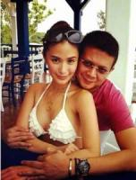 Chiz, Heart plan to have baby in 2016