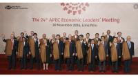 Apec leaders look to China on trade