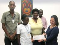 Farmers in Haiti raise $150 for Filipino farmers displaced by typhoon Haiyan