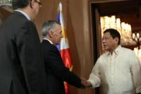 Goldberg: EDCA is not about South China Sea