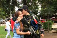 Soldier Gets Engaged After Marawi War