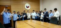 Pimentel asked to explain why JV Ejercito has not been suspended