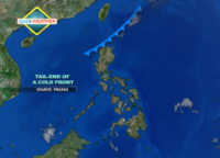 Rain expected over NCR, parts of Luzon this Friday