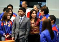 Pacquiao to ask Duterte to release PSC's share of PAGCOR funds