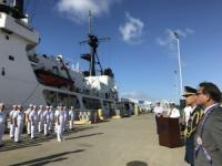 Latest PH Navy frigate sails for home