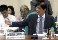 Sen. Marcos: I haven't decided anything yet for 2016 polls