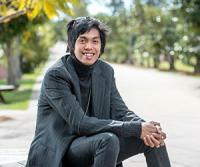 Josef Borja-Erece, youngest solicitor in Queensland, Australia